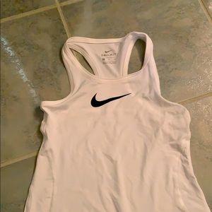 Fitted Nike dri fit tank